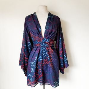 Issa London Kimono Dress